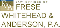 Frese, Whitehead & Anderson, P.A.